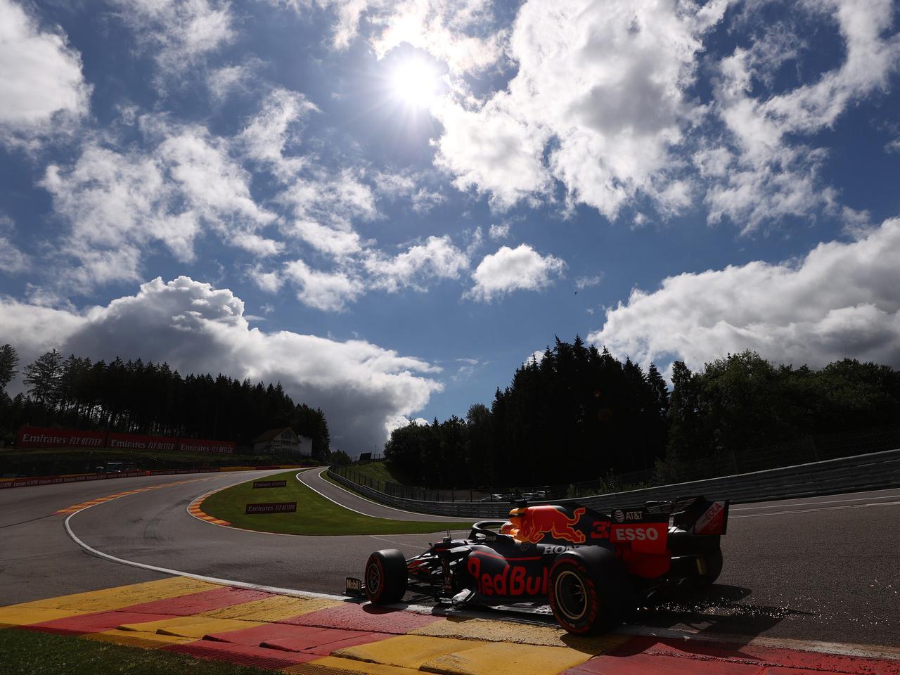 Images : 1番目の画像 - 2020年F1第7戦べルギーGP - Webモーターマガジン