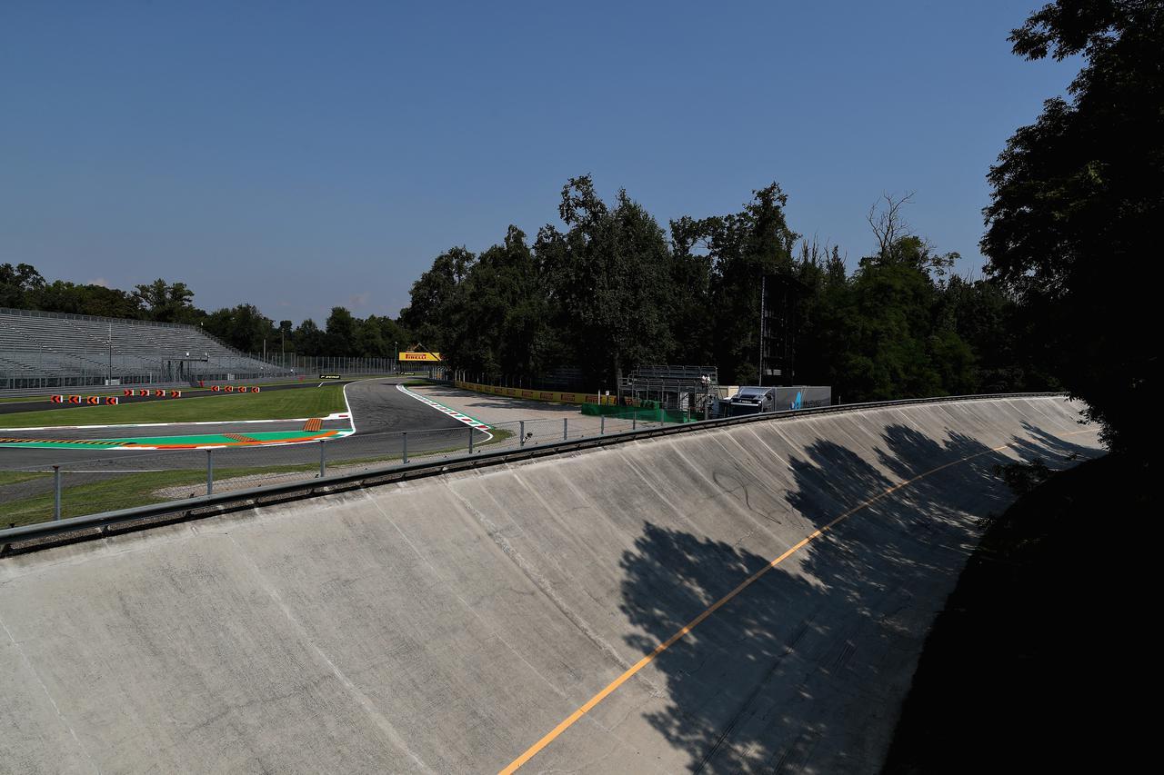 Images : 3番目の画像 - F1第8戦イタリアGP開幕 - Webモーターマガジン