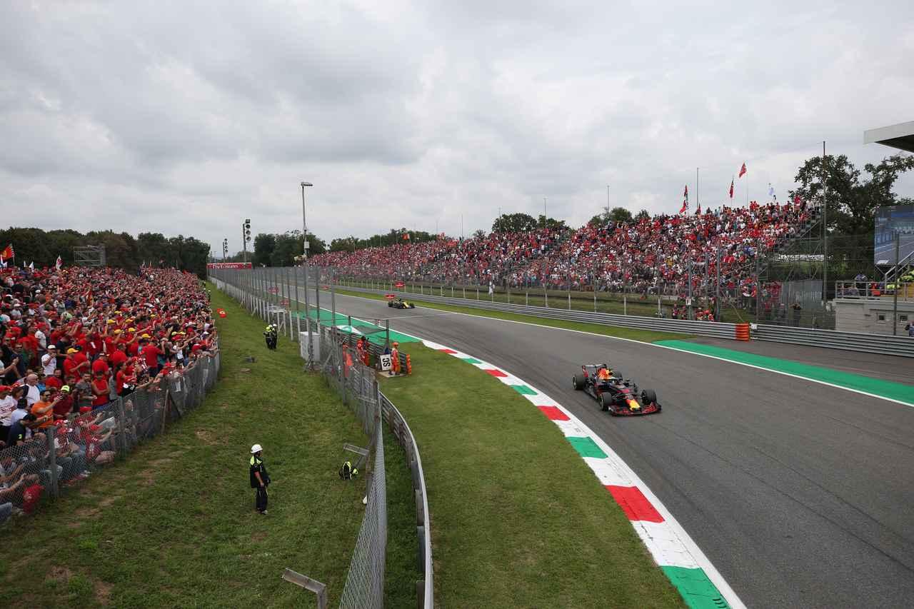 Images : 8番目の画像 - F1第8戦イタリアGP開幕 - Webモーターマガジン