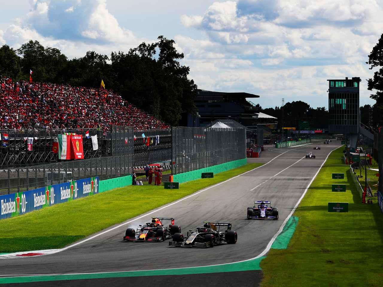 Images : 2番目の画像 - F1第8戦イタリアGP開幕 - Webモーターマガジン