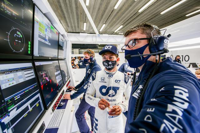 画像: ピエール・ガスリー(アルファタウリ・ホンダ)。前戦ベルギーGP予選12位、決勝8位。「モンツァは僕たちのチームのホームレースでもあるので、そこでの雰囲気は本当に特別なものです。もちろんモンツァの近くに住んでいる僕にとってもホームレースです。来週のムジェロとの2連戦は特別なものになるでしょう」