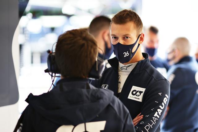 画像: ダニール・クビアト(アルファタウリ・ホンダ)。前戦ベルギーGP予選11位、決勝11位。「モンツァでは、コーナーでのダウンフォースとストレートスピードのバランスを探るのが重要です」