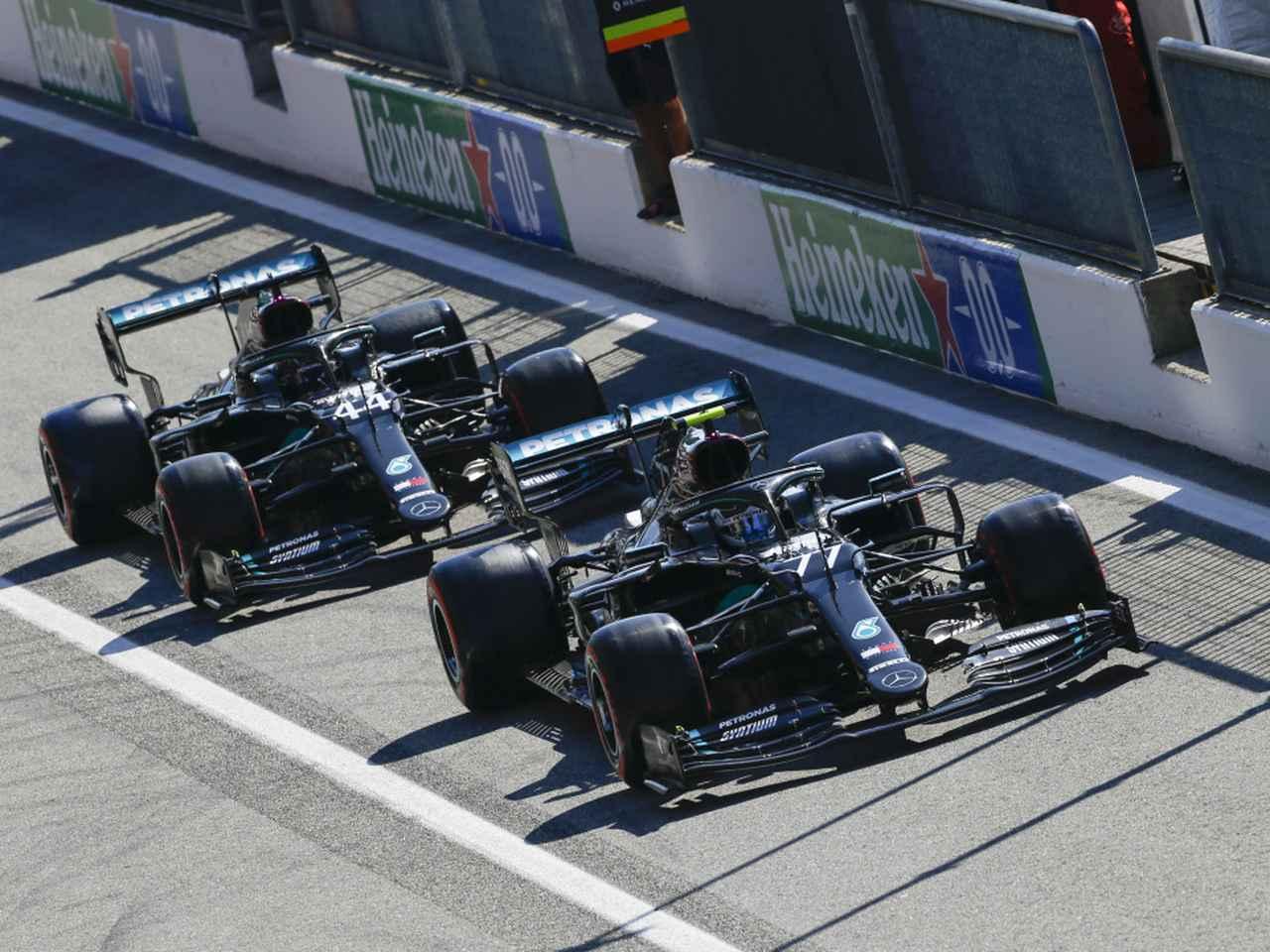 Images : 9番目の画像 - 2020年F1第8戦イタリアGP 予選 - Webモーターマガジン