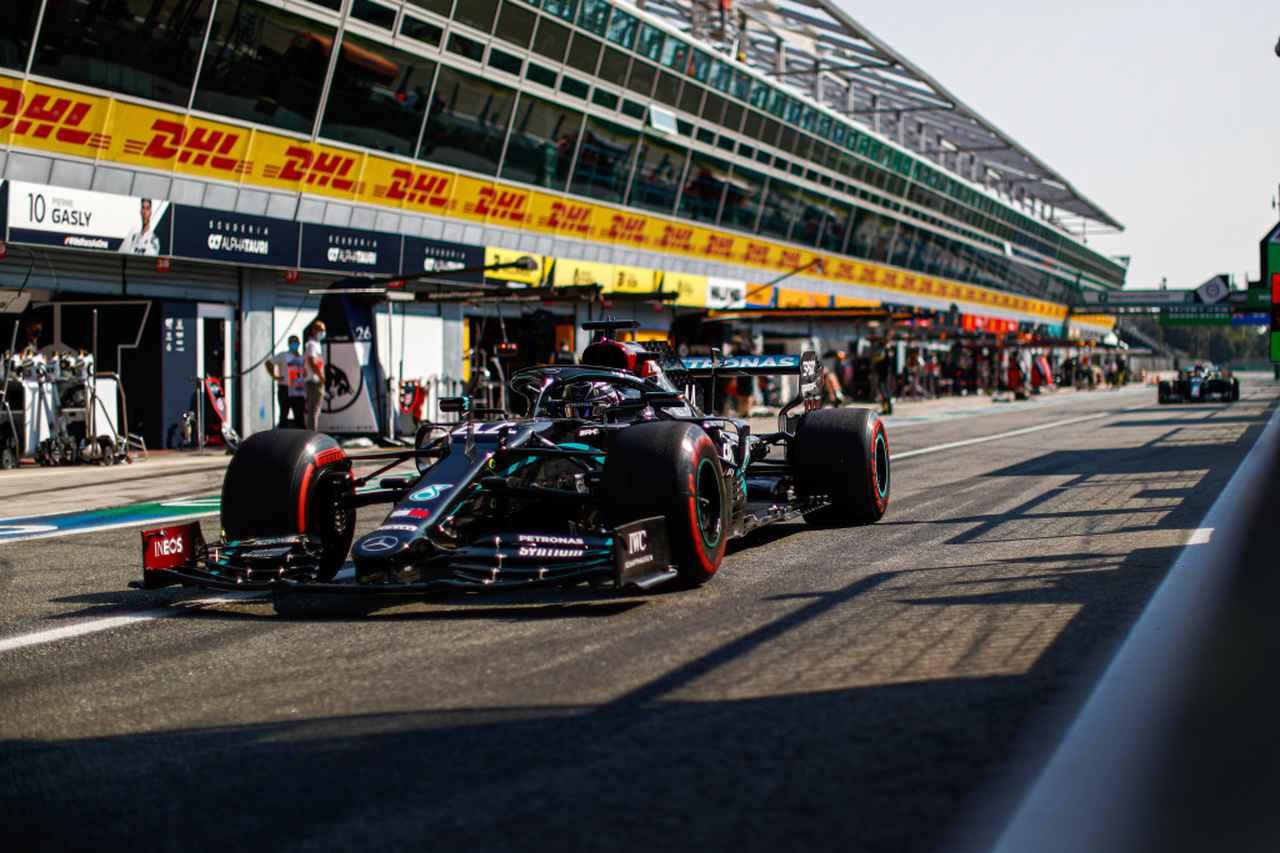 Images : 3番目の画像 - 2020年 F1第8戦イタリアGP フリー走行 - Webモーターマガジン