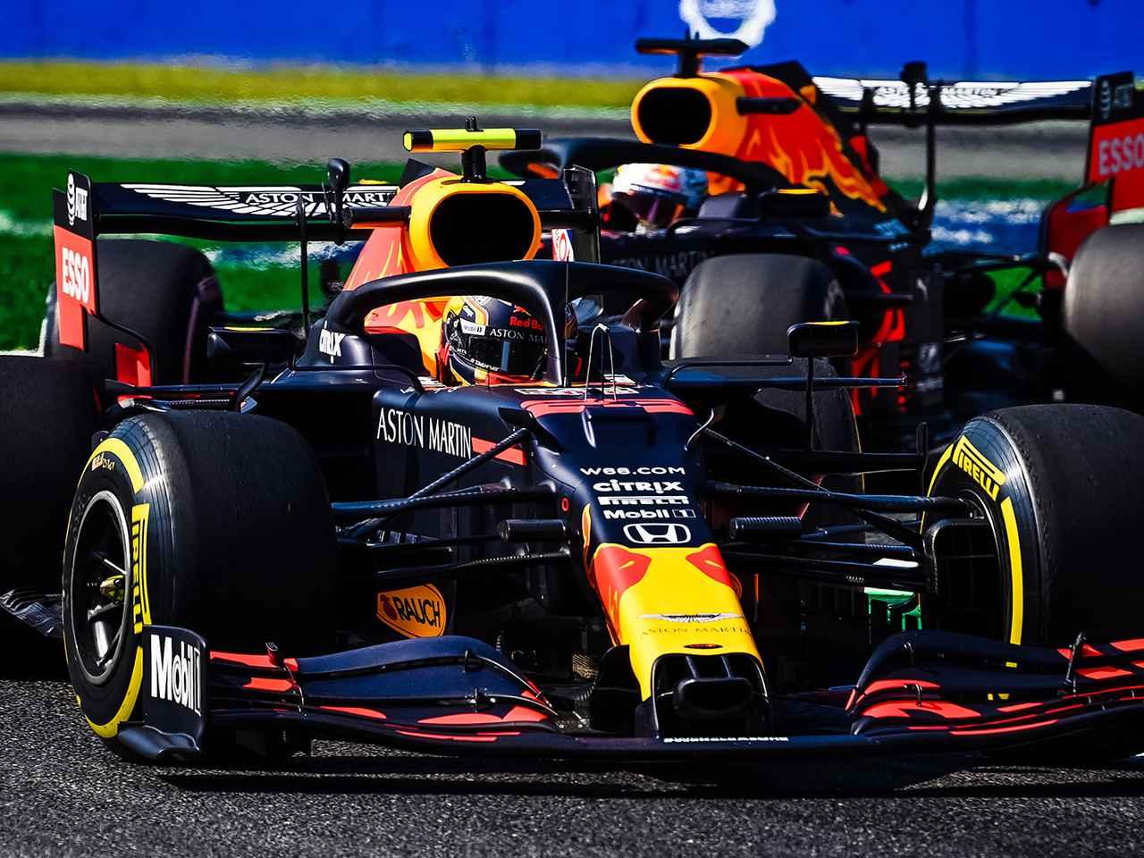 Images : 1番目の画像 - 2020年 F1第8戦イタリアGP フリー走行 - Webモーターマガジン