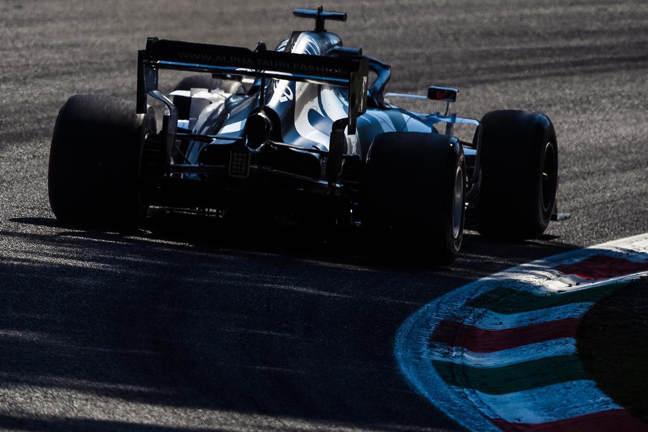 Images : 7番目の画像 - 2020年F1第8戦イタリアGP 予選 - Webモーターマガジン