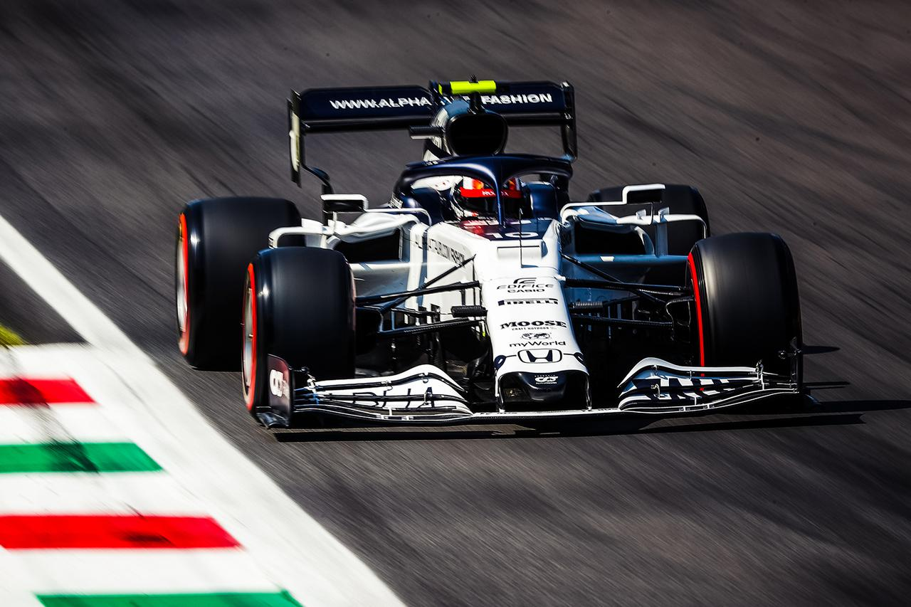 Images : 5番目の画像 - 2020年F1第8戦イタリアGP 予選 - Webモーターマガジン