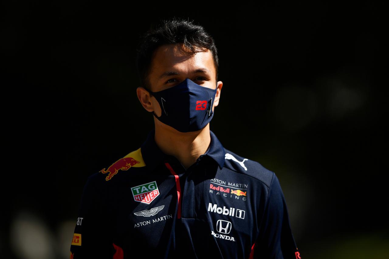 Images : 5番目の画像 - 2020年 F1第8戦イタリアGP フリー走行 - Webモーターマガジン