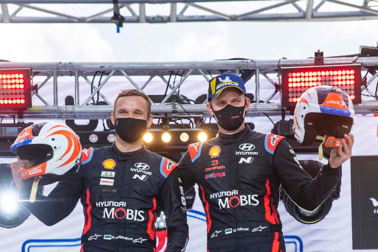 Images : 2番目の画像 - 2020 WRC 第4戦ラリー・エストニア - Webモーターマガジン