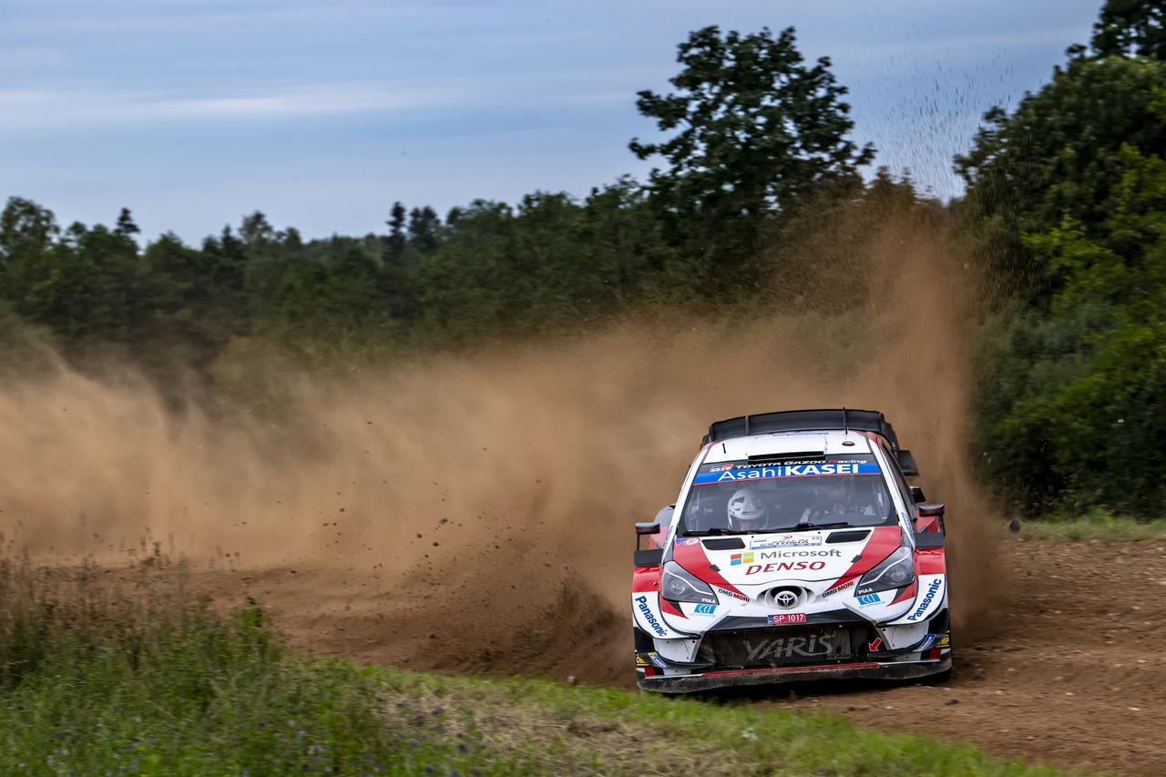 Images : 4番目の画像 - 2020 WRC 第4戦ラリー・エストニア - Webモーターマガジン