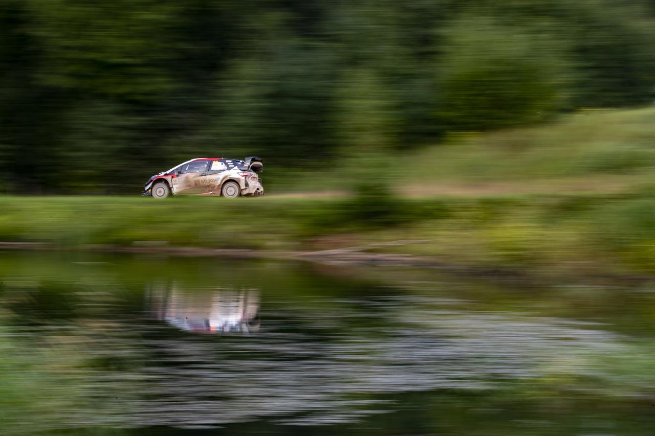 Images : 5番目の画像 - 2020 WRC 第4戦ラリー・エストニア - Webモーターマガジン