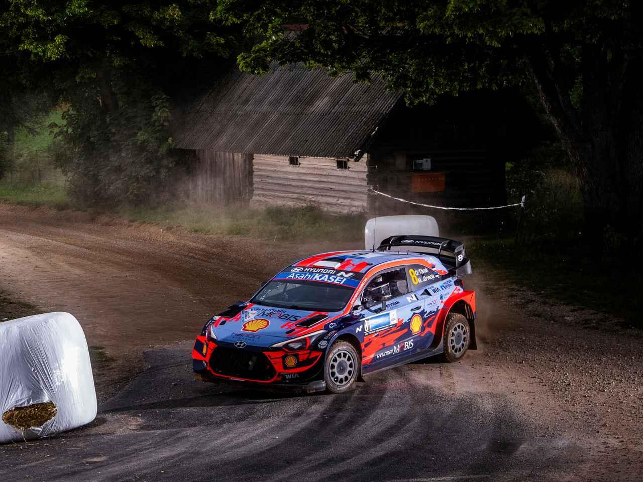 Images : 1番目の画像 - 2020 WRC 第4戦ラリー・エストニア - Webモーターマガジン