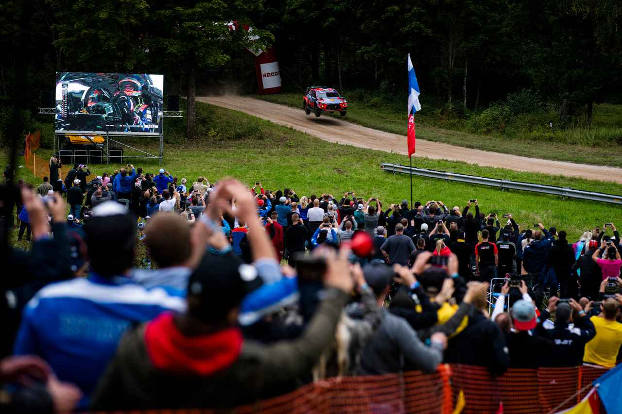 Images : 3番目の画像 - 2020 WRC 第4戦ラリー・エストニア - Webモーターマガジン