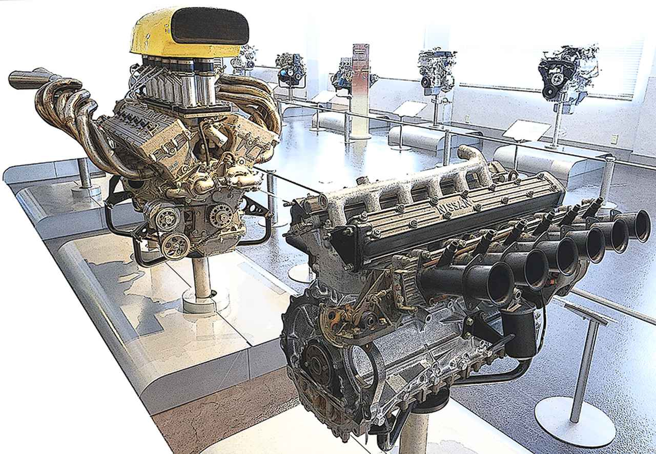 Images : 2番目の画像 - モンスターマシン 032 日産のV12エンジン - Webモーターマガジン