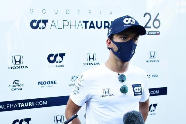 画像: ピエール・ガスリー(アルファタウリ・ホンダ)。イタリアGPで予選10位から優勝を飾った。ムジェロでも注目が集まる。