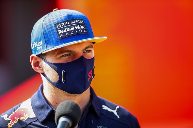 画像: マックス・フェルスタッペン(レッドブル・ホンダ)。イタリアGPでは予選5位、決勝リタイアに終わった。