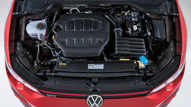 画像: 2L直4ターボは、先代GTIとの比較では最高出力が+15ps、最大トルクは+19.6Nmだ。