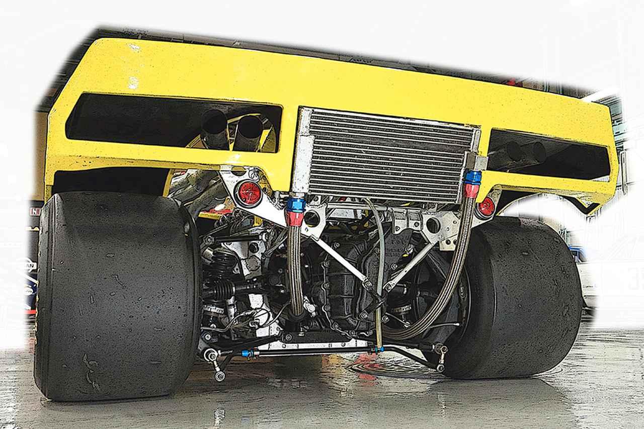 Images : 3番目の画像 - モンスターマシン 032 日産のV12エンジン - Webモーターマガジン