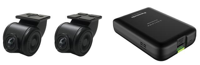 画像: Strada F1X PREMIUM 10専用ドライブレコーダー「CA-DR03HTD」