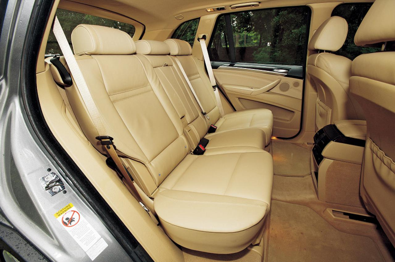Images : 10番目の画像 - BMW X5 - Webモーターマガジン