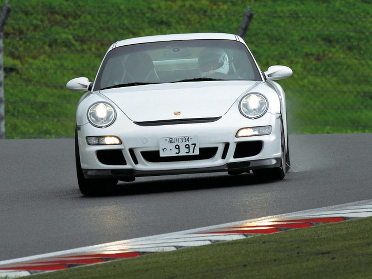 Images : 1番目の画像 - 997型ポルシェ911GT3 - LAWRENCE - Motorcycle x Cars + α = Your Life.