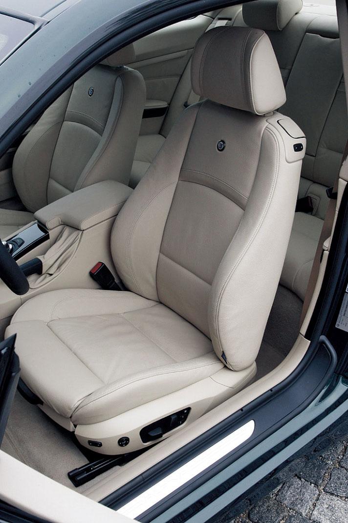 Images : 4番目の画像 - BMWアルピナ B3ビターボ クーペ - Webモーターマガジン