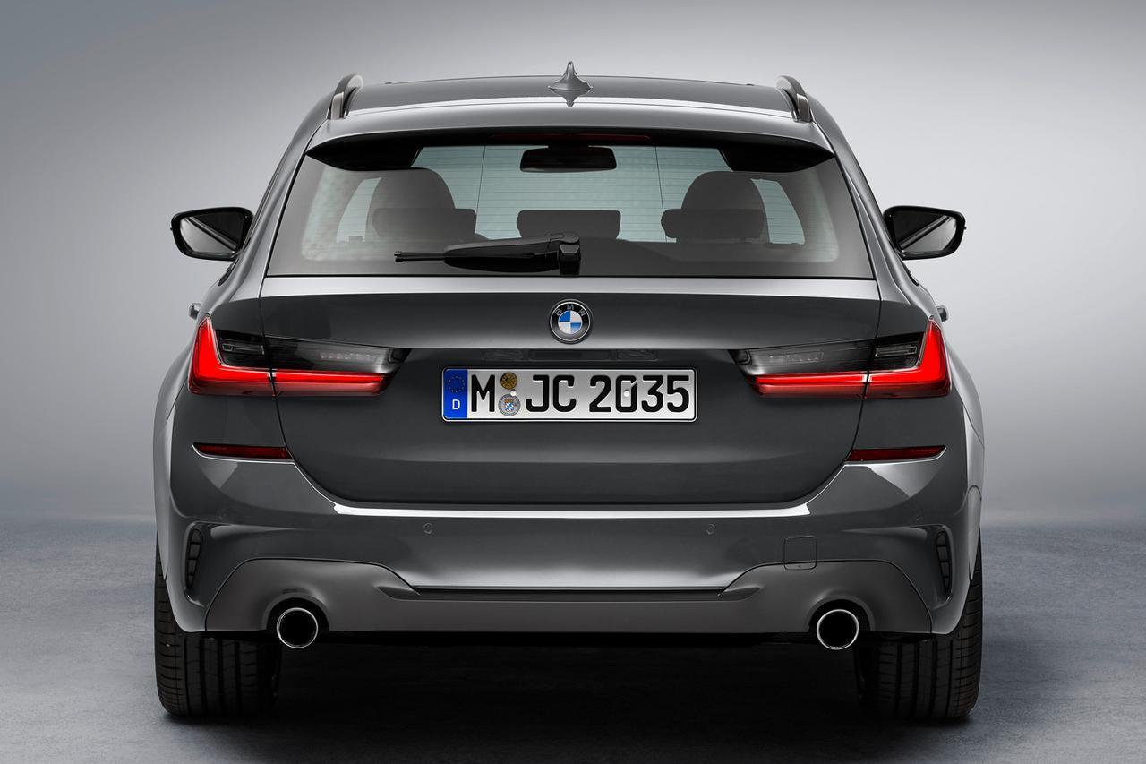Images : 5番目の画像 - BMW 318iツーリング - Webモーターマガジン