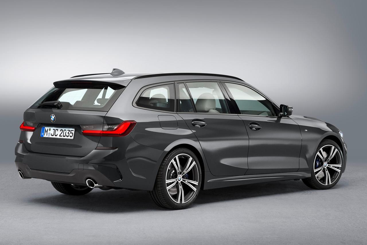 Images : 2番目の画像 - BMW 318iツーリング - Webモーターマガジン