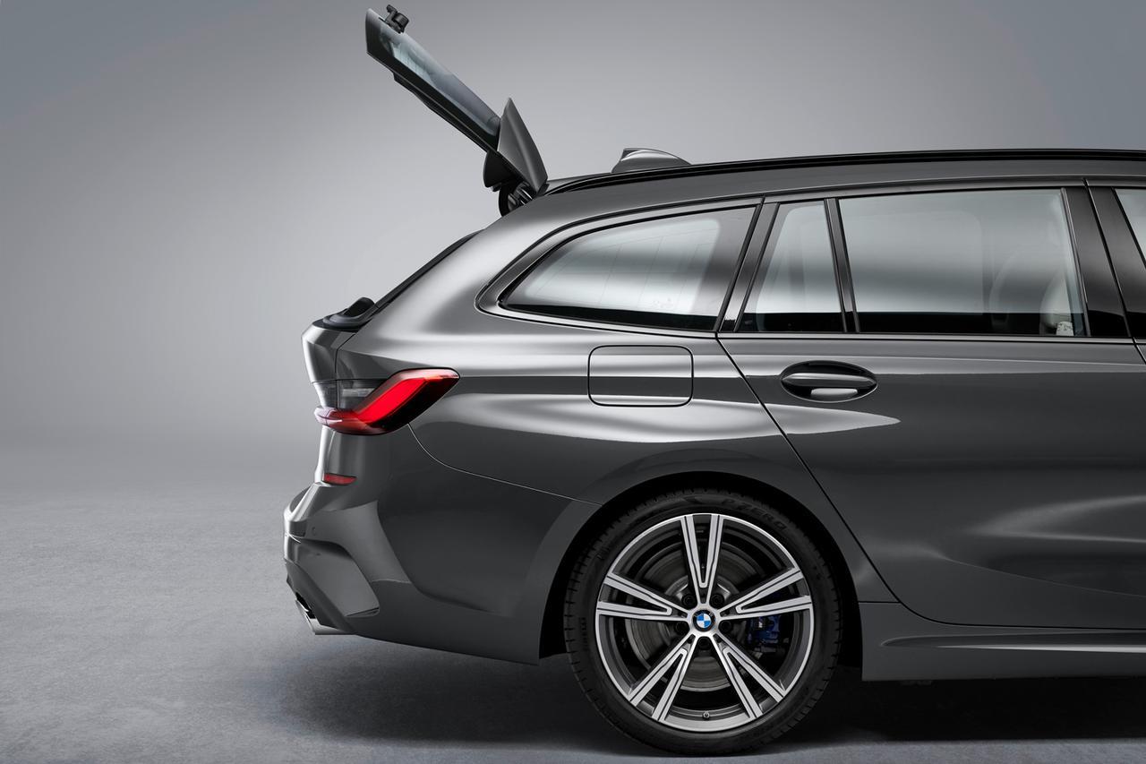 Images : 6番目の画像 - BMW 318iツーリング - Webモーターマガジン