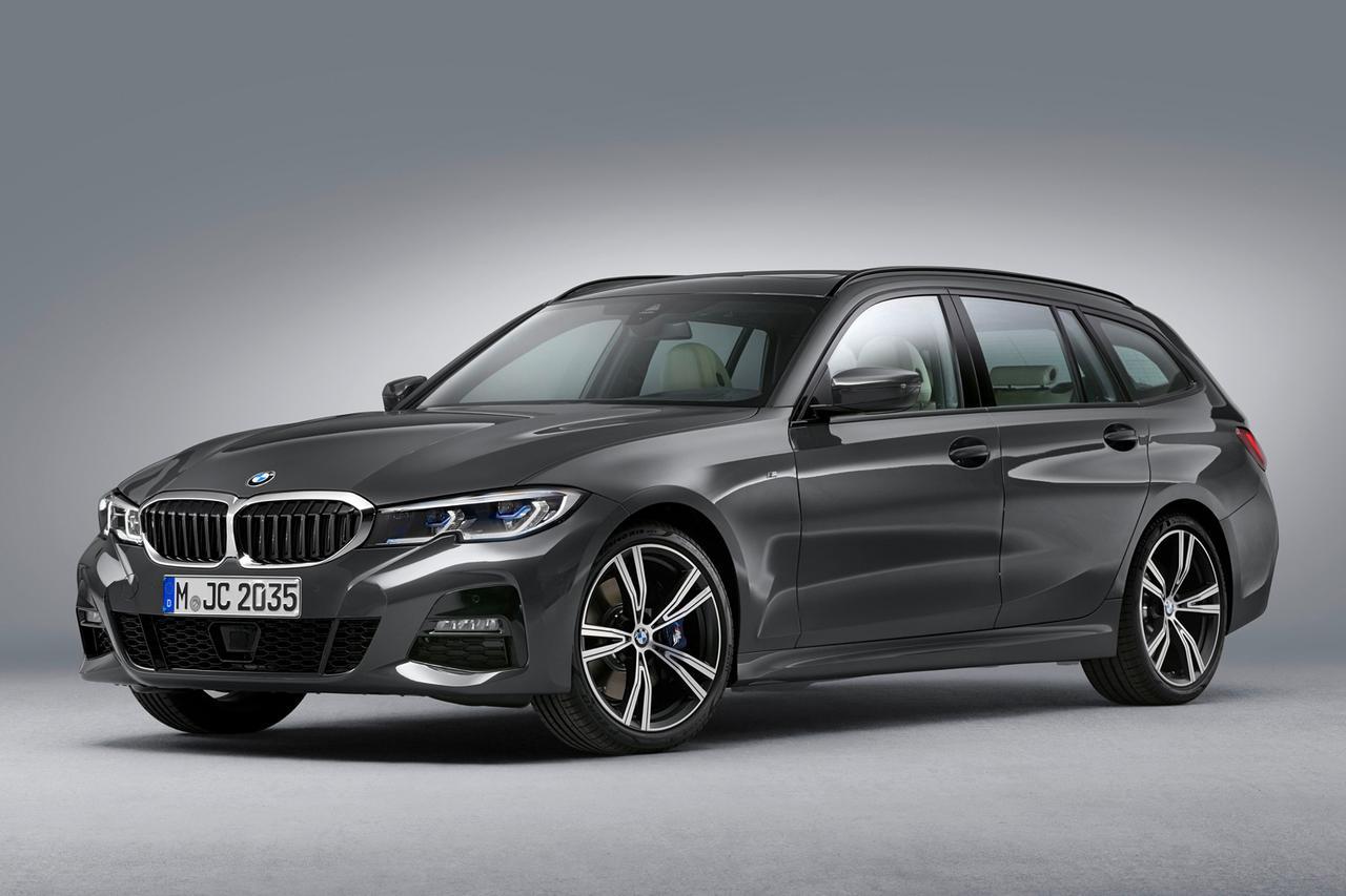 Images : 1番目の画像 - BMW 318iツーリング - Webモーターマガジン