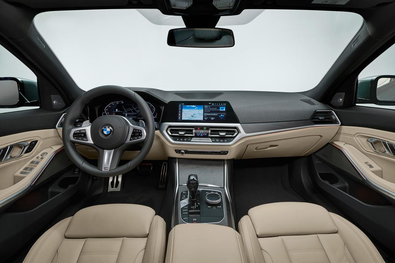 Images : 7番目の画像 - BMW 318iツーリング - Webモーターマガジン