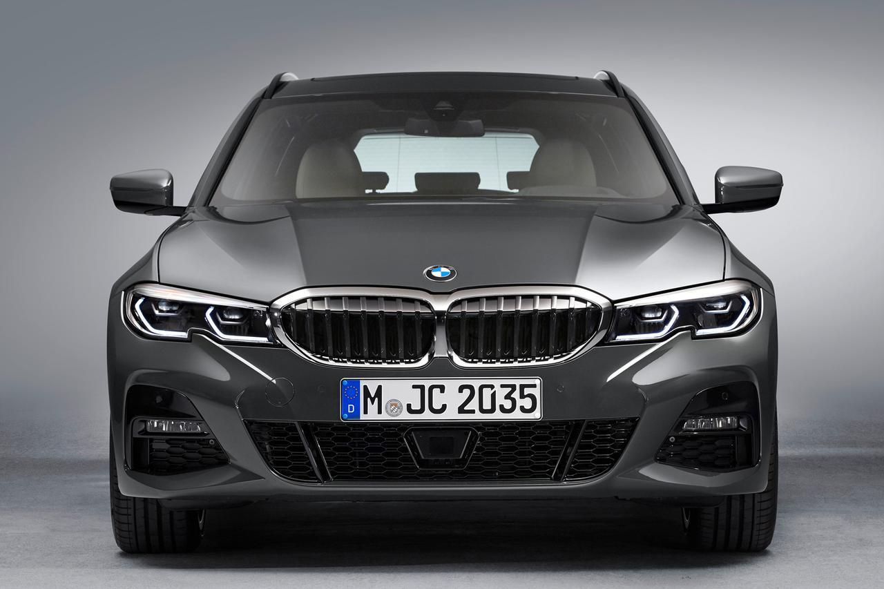 Images : 4番目の画像 - BMW 318iツーリング - Webモーターマガジン