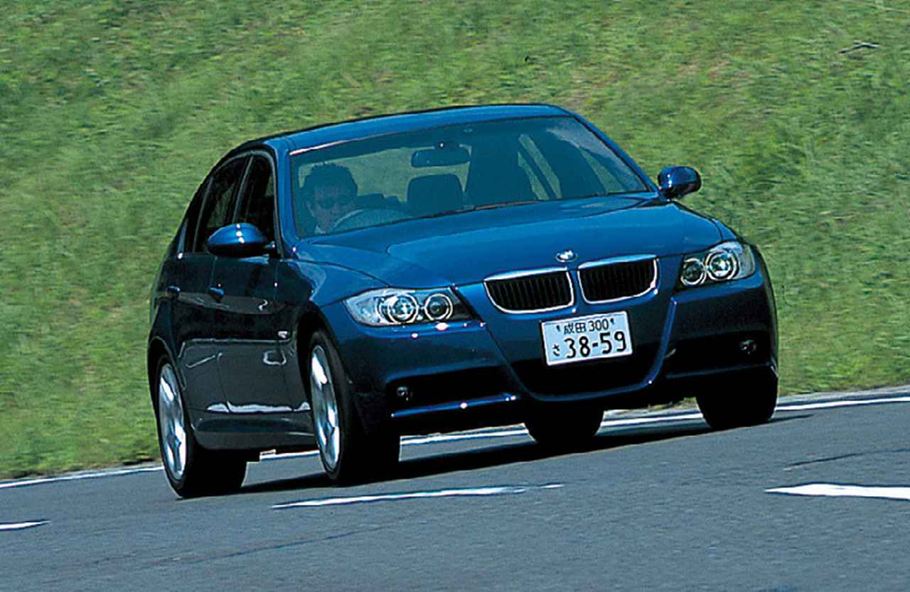 Images : 6番目の画像 - BMW 325iと320i - LAWRENCE - Motorcycle x Cars + α = Your Life.