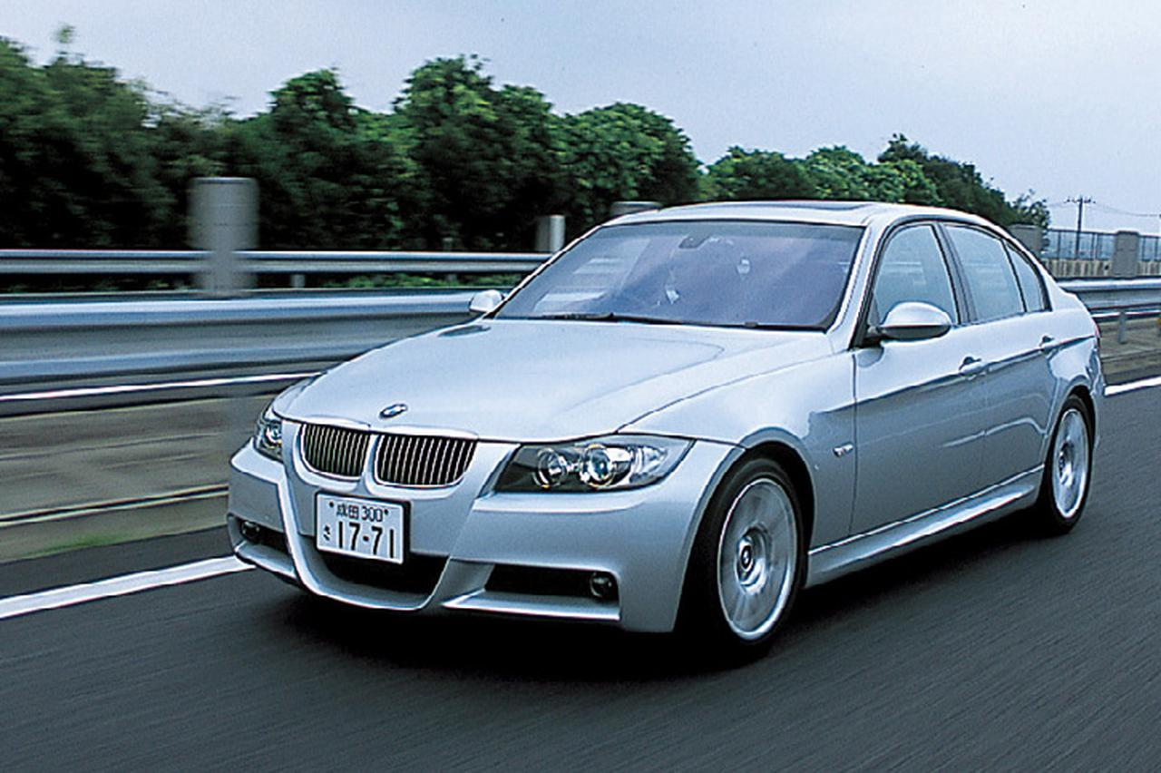 Images : 3番目の画像 - BMW 325iと320i - Webモーターマガジン