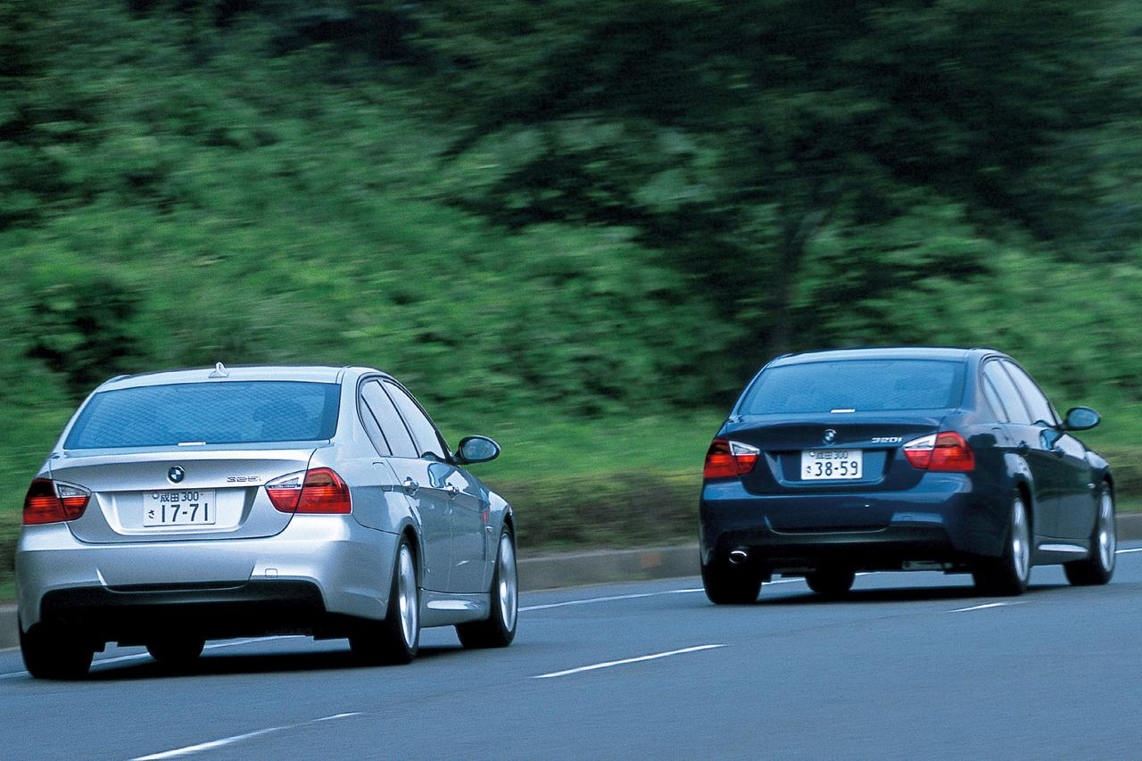 Images : 11番目の画像 - BMW 325iと320i - Webモーターマガジン