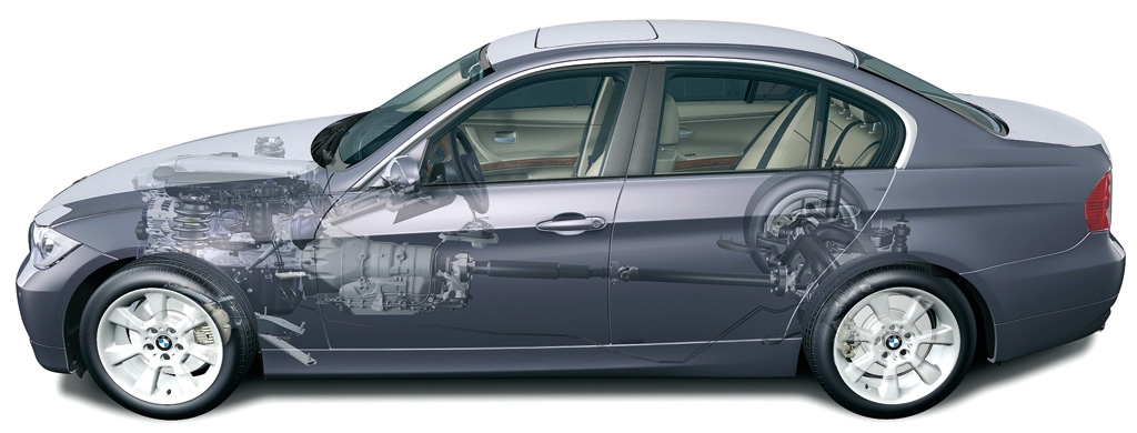 Images : 9番目の画像 - BMW 325iと320i - Webモーターマガジン