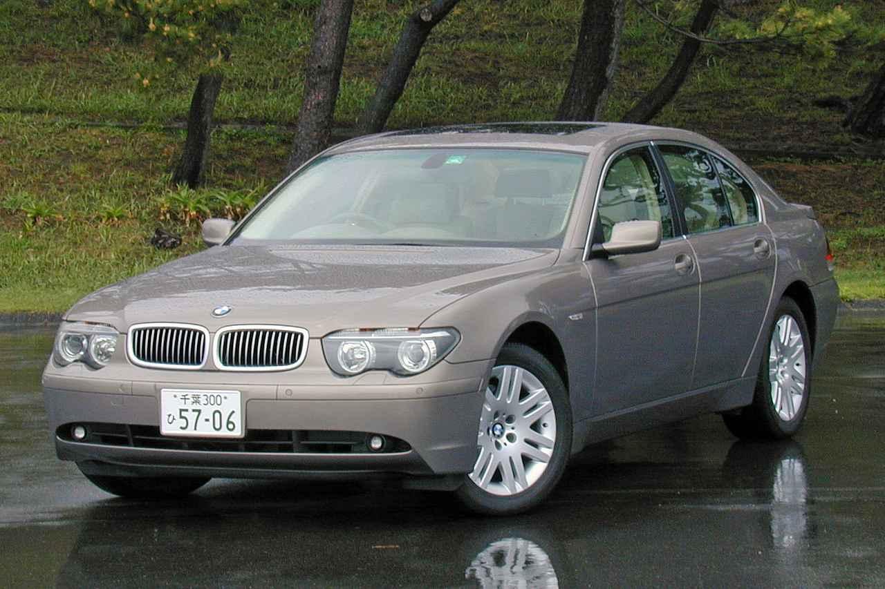 Images : 4番目の画像 - BMW 7シリーズ(4代目) - LAWRENCE - Motorcycle x Cars + α = Your Life.