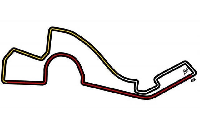 画像: ロシアGPが開催されるソチ・オートドロームのコース図。ストップ&ゴーのレイアウトだが、長いストレートもあり、トラクション性能とグリップ性能、ブレーキ性能など総合力が要求される。