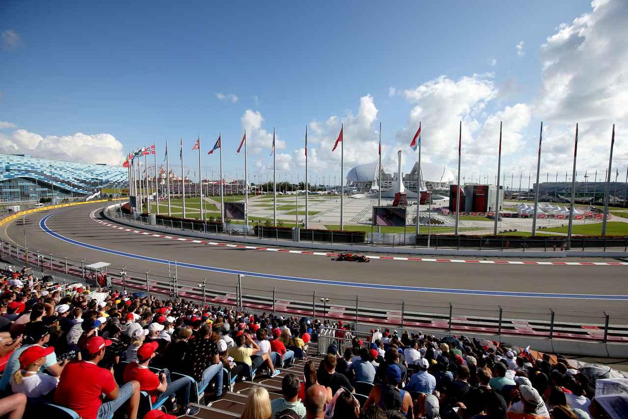 Images : 3番目の画像 - 2020年F1第10戦ロシアGP開幕プレビュー - Webモーターマガジン