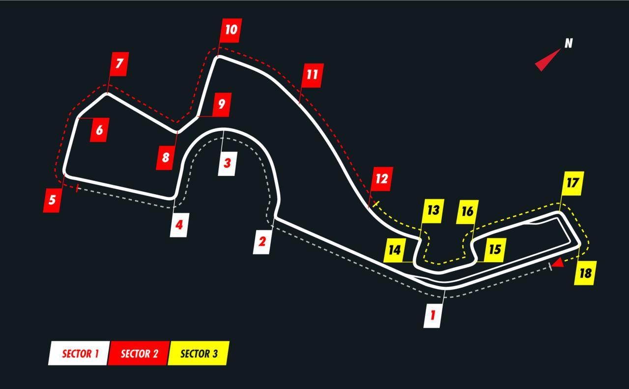 Images : 2番目の画像 - 2020年F1第10戦ロシアGP開幕プレビュー - Webモーターマガジン