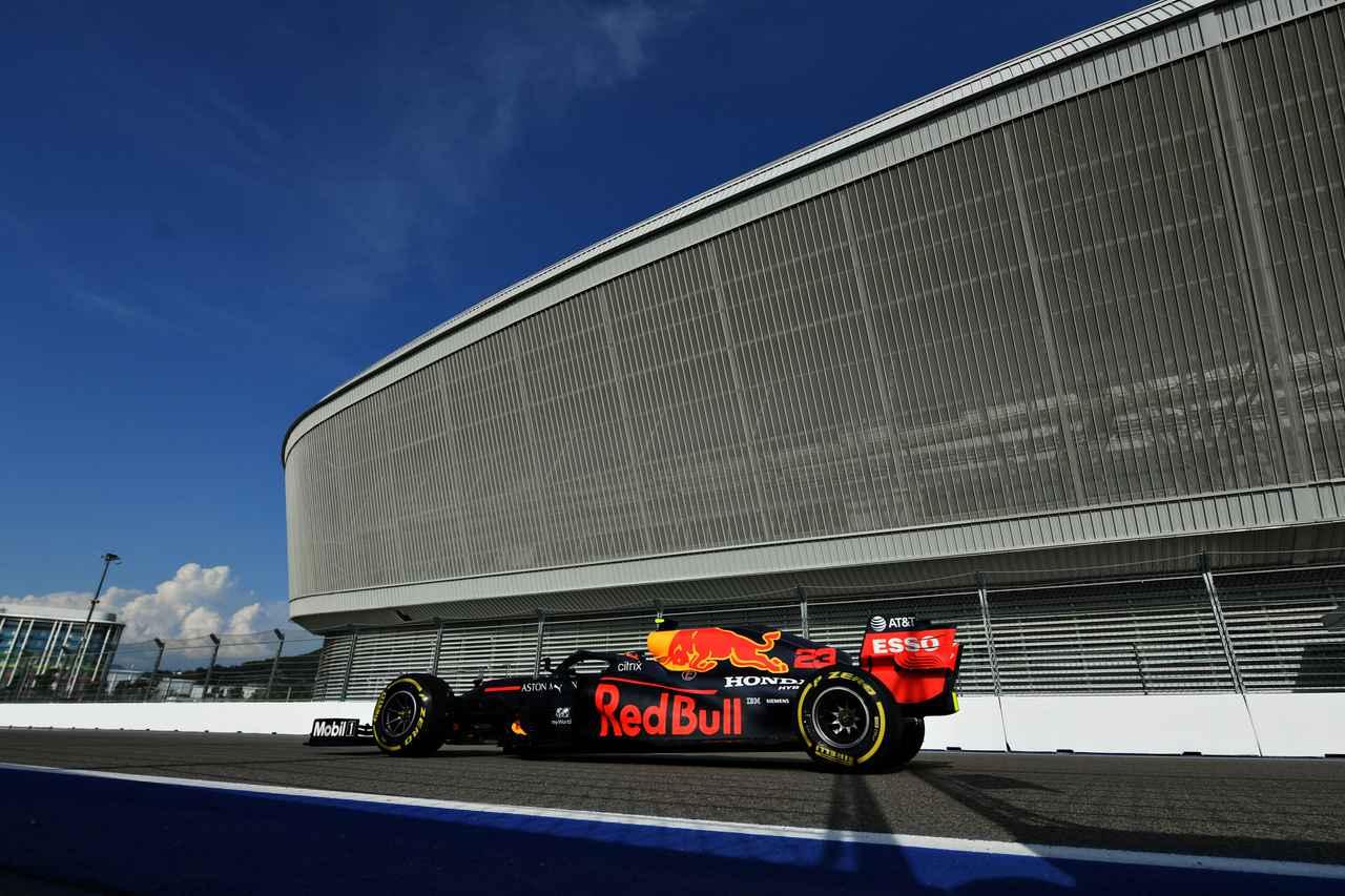 Images : 3番目の画像 - 2020年F1第10戦ロシアGP 予選 - Webモーターマガジン