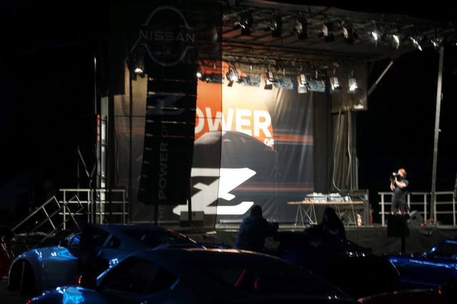 画像: 2020年9月15日の夜(現地時間・日本では16日の朝)にスペシャルステージでお披露目されたZプロト。日本とアメリカをオンラインで繋いだストリーミング動画が会場の屋外の特設シアターで流された。
