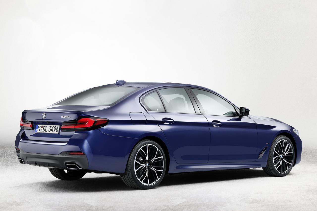 Images : 4番目の画像 - BMW 5シリーズ - Webモーターマガジン