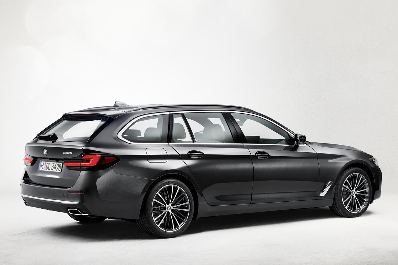Images : 6番目の画像 - BMW 5シリーズ - Webモーターマガジン