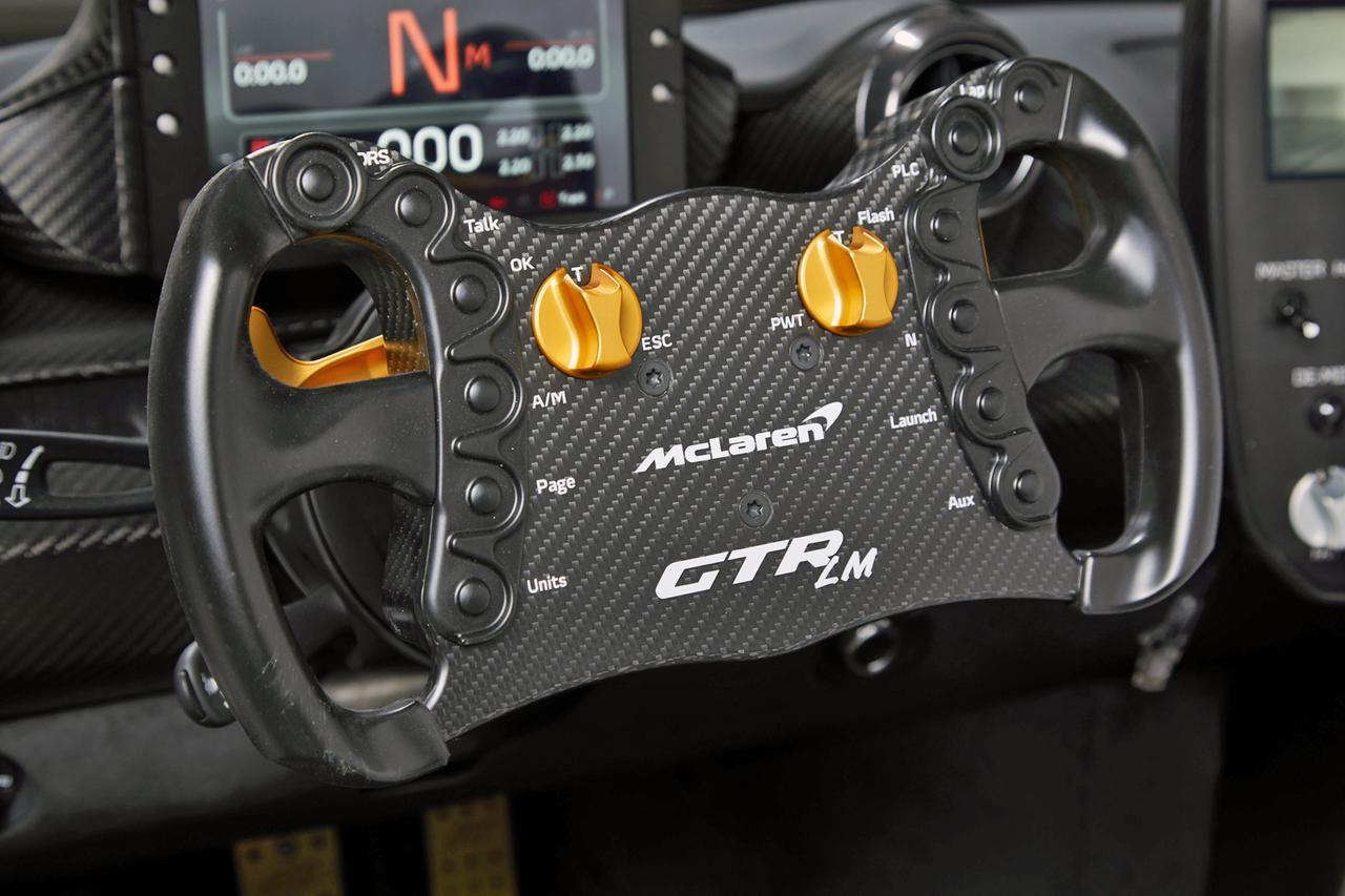 Images : 3番目の画像 - マクラーレン セナ GTR LM - Webモーターマガジン