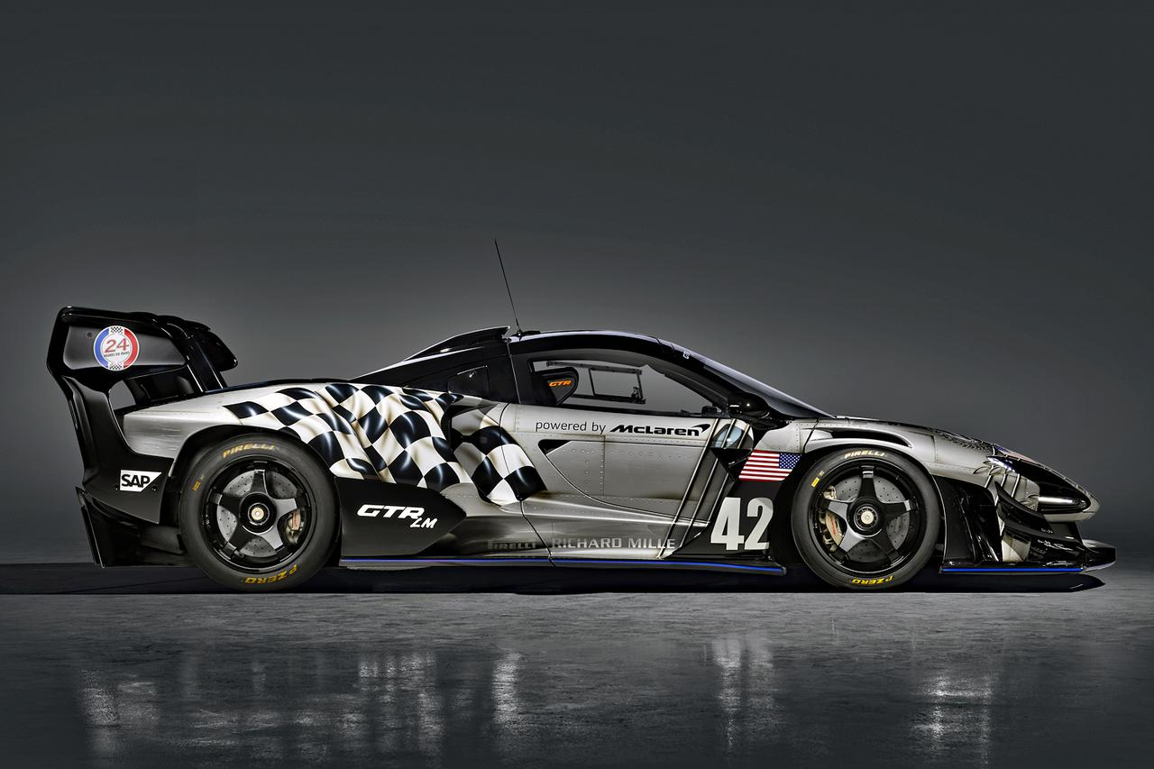 Images : 8番目の画像 - マクラーレン セナ GTR LM - LAWRENCE - Motorcycle x Cars + α = Your Life.