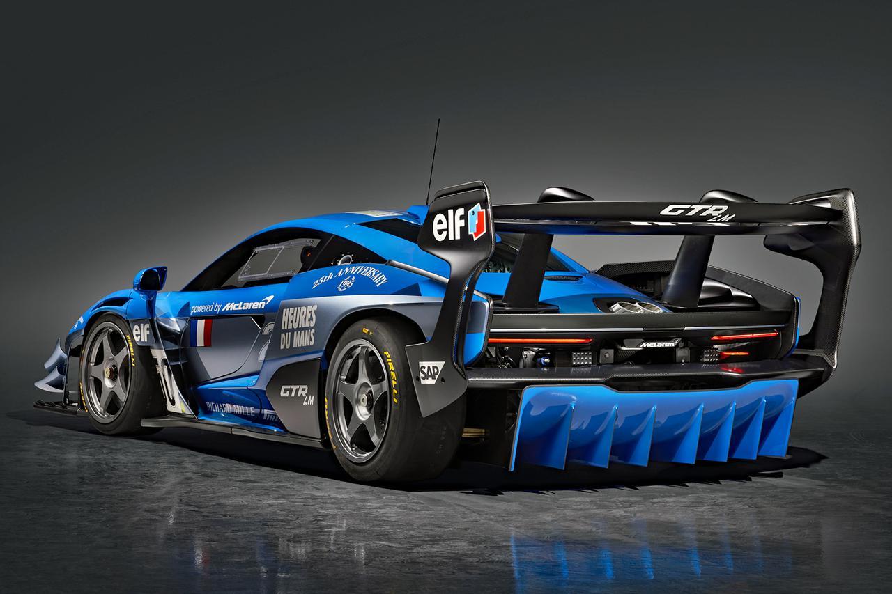 Images : 7番目の画像 - マクラーレン セナ GTR LM - Webモーターマガジン