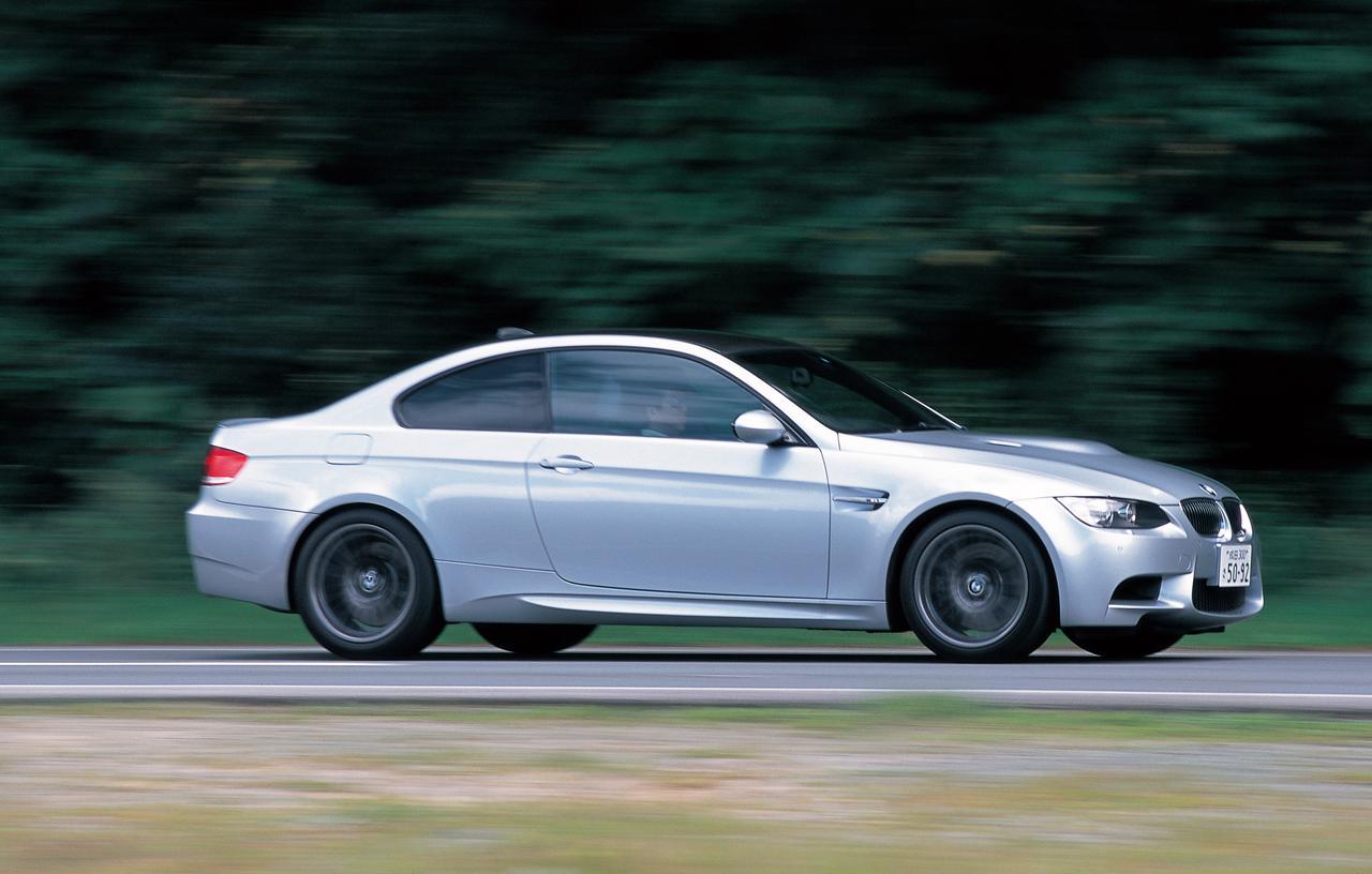 Images : 2番目の画像 - BMW M3 クーぺ - Webモーターマガジン