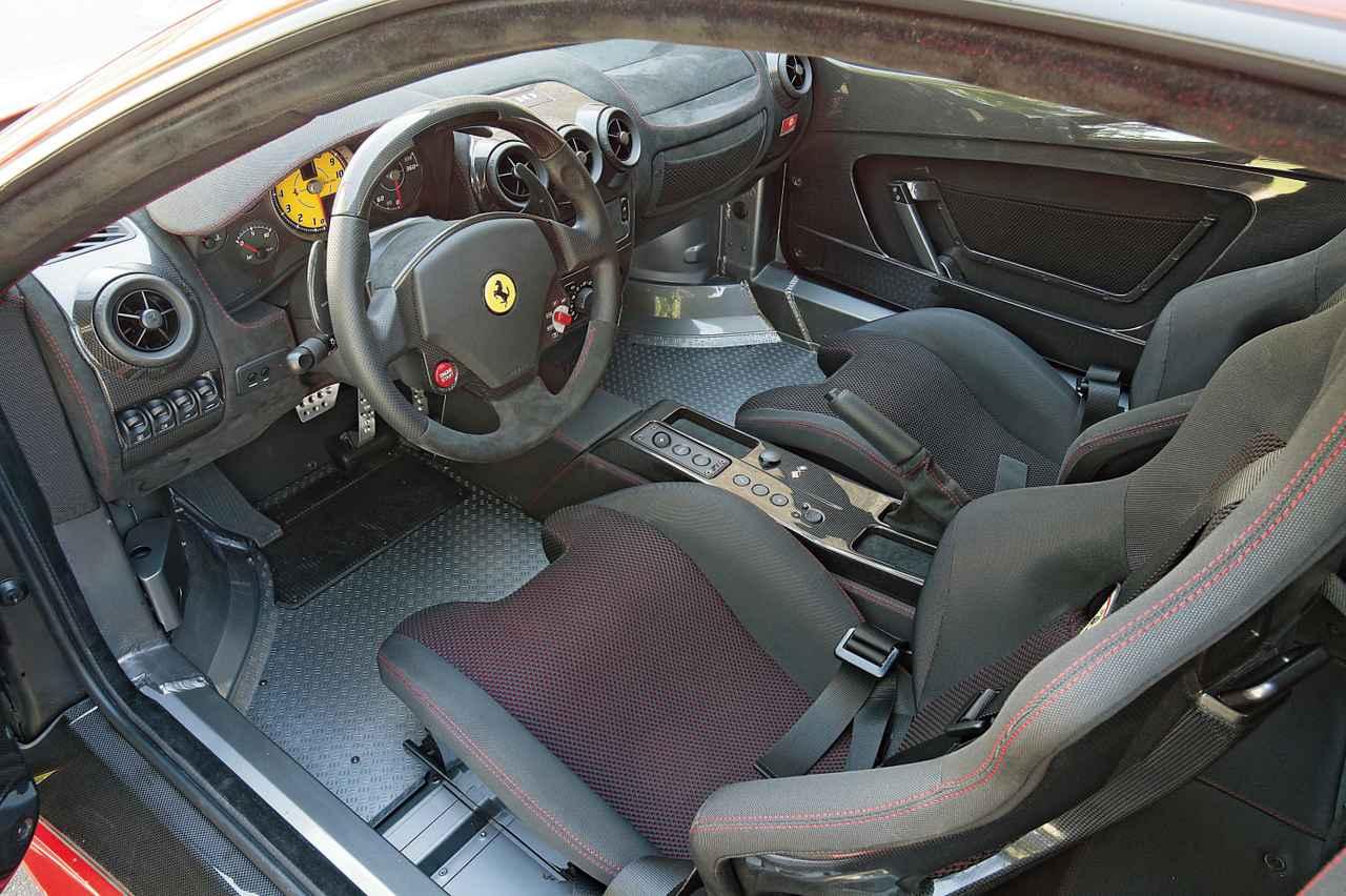 Images : 4番目の画像 - フェラーリ 430スクーデリア - Webモーターマガジン