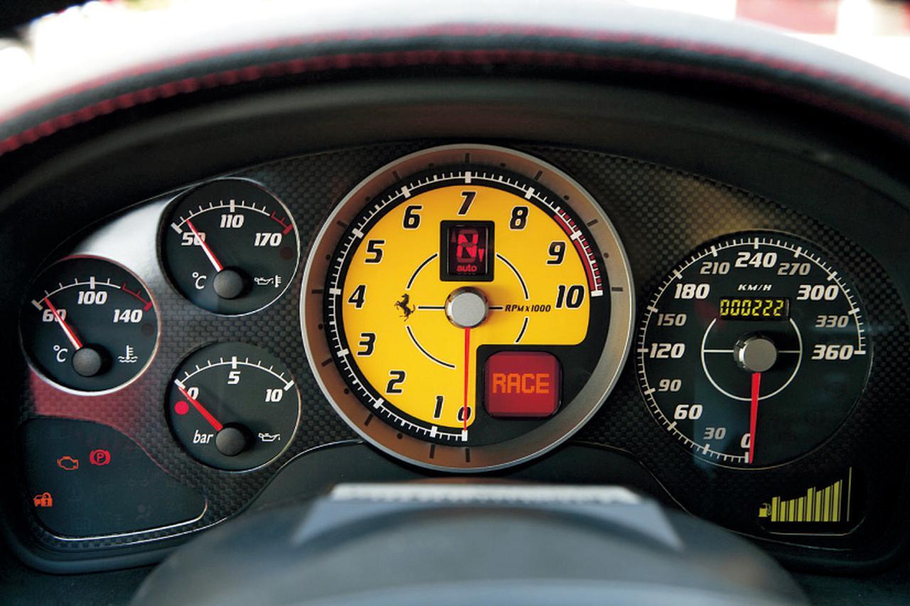 Images : 5番目の画像 - フェラーリ 430スクーデリア - Webモーターマガジン